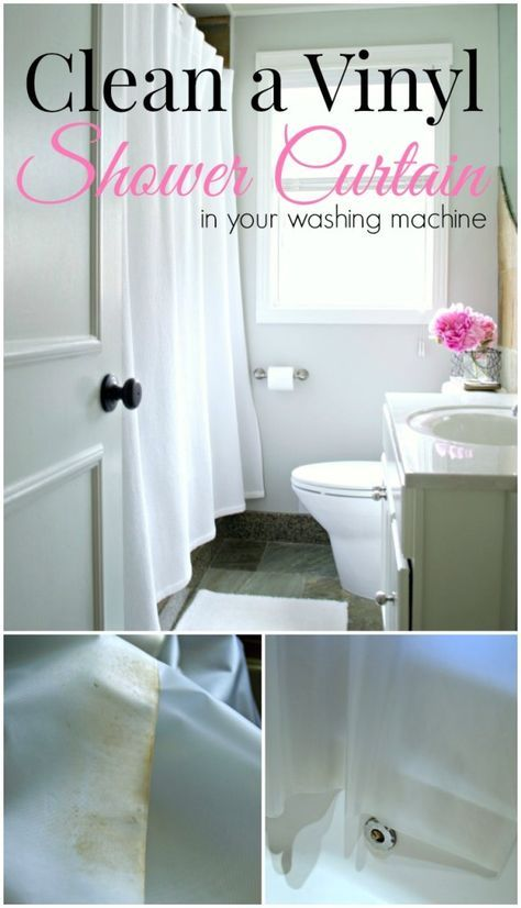 Washing A Shower Curtain Liner Clean Shower Curtains Vinyl Shower Curtains Wash Shower Curtain
