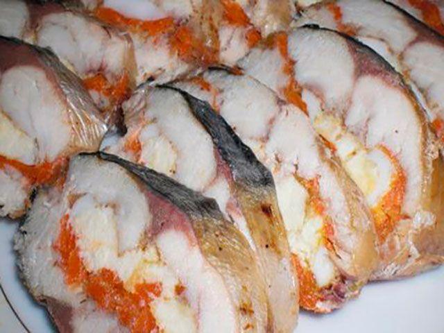 Рецепты из скумбрии свежемороженой в духовке