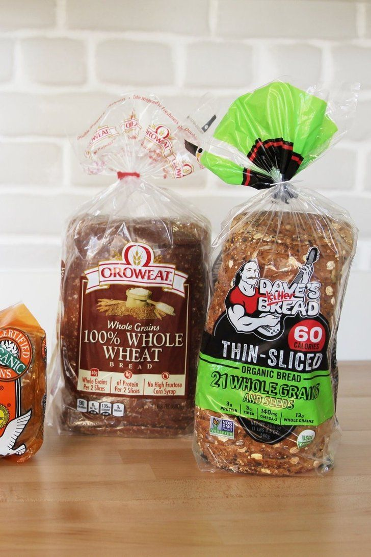 Calling All Bread-Lovers: Here Are the Healthiest (and Tastiest
