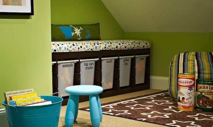 traci zeller designs - boy's rooms - playroom, play room, kids