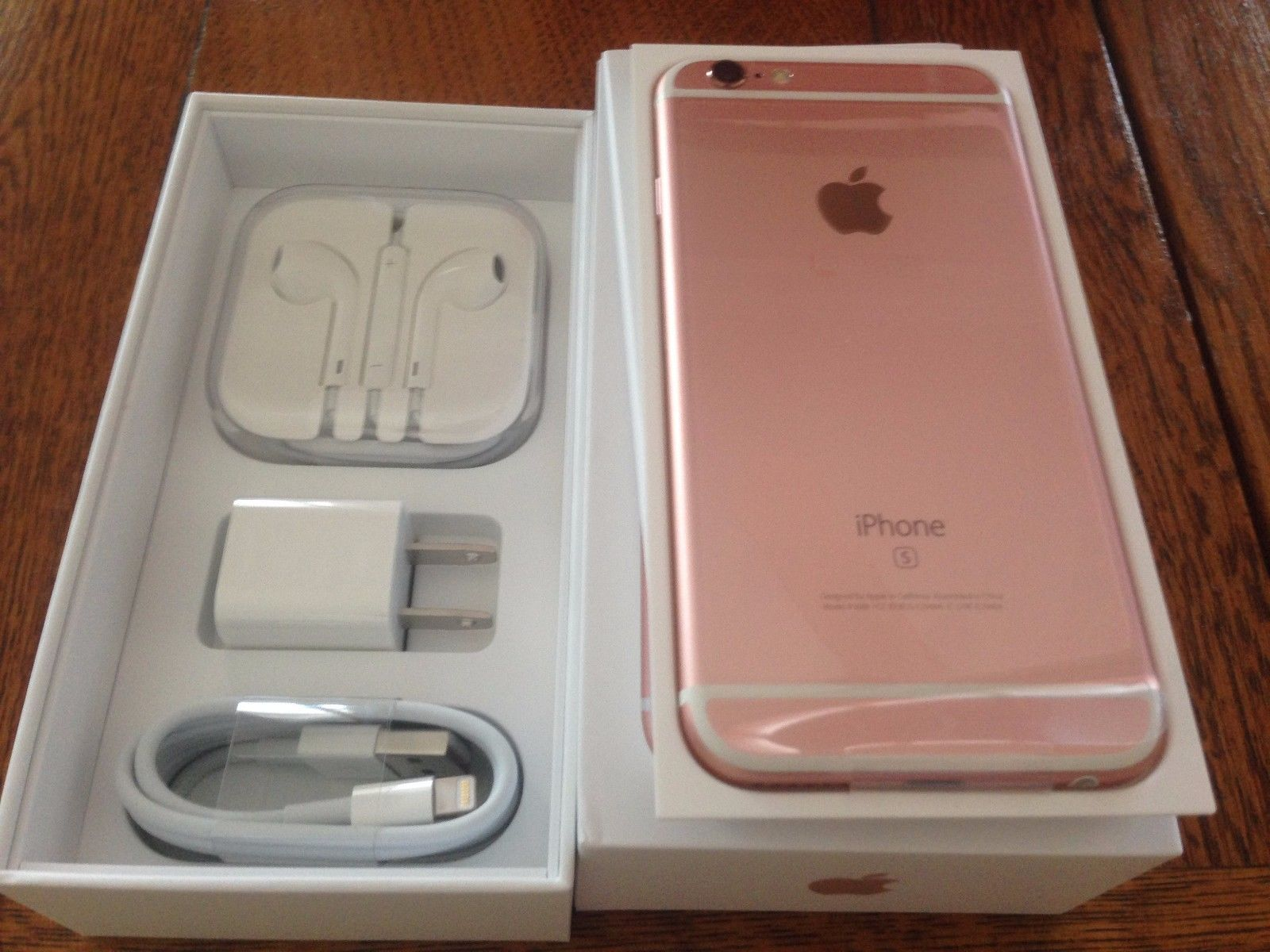 New Space Gray Or Rose Gold Iphone 6s 64gb Or 128 Gb Forever