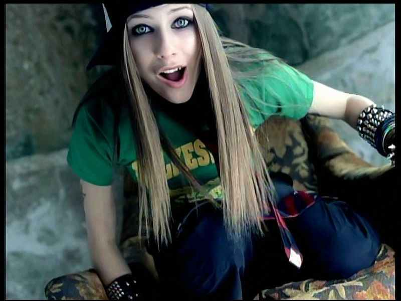 Avril Lavigne's 'Sk8er Boi' could have been a movie