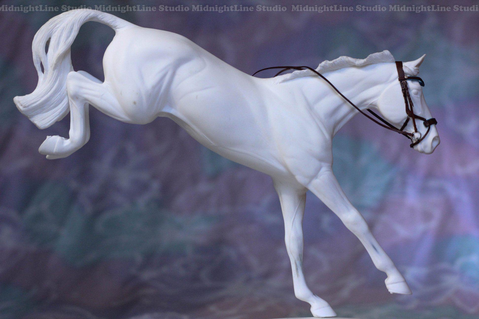 Model Horse Tack By Midnightline Studio Horses Horse Tack Pony [ 1296 x 1944 Pixel ]
