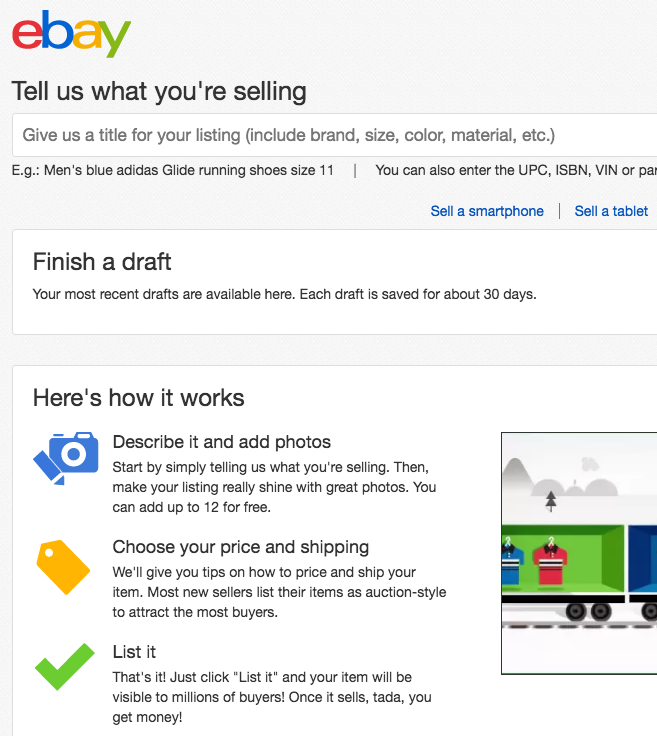 Simple Steps To Start Selling With Ebay And Paypal Ebay Things To Sell Ebay Seller