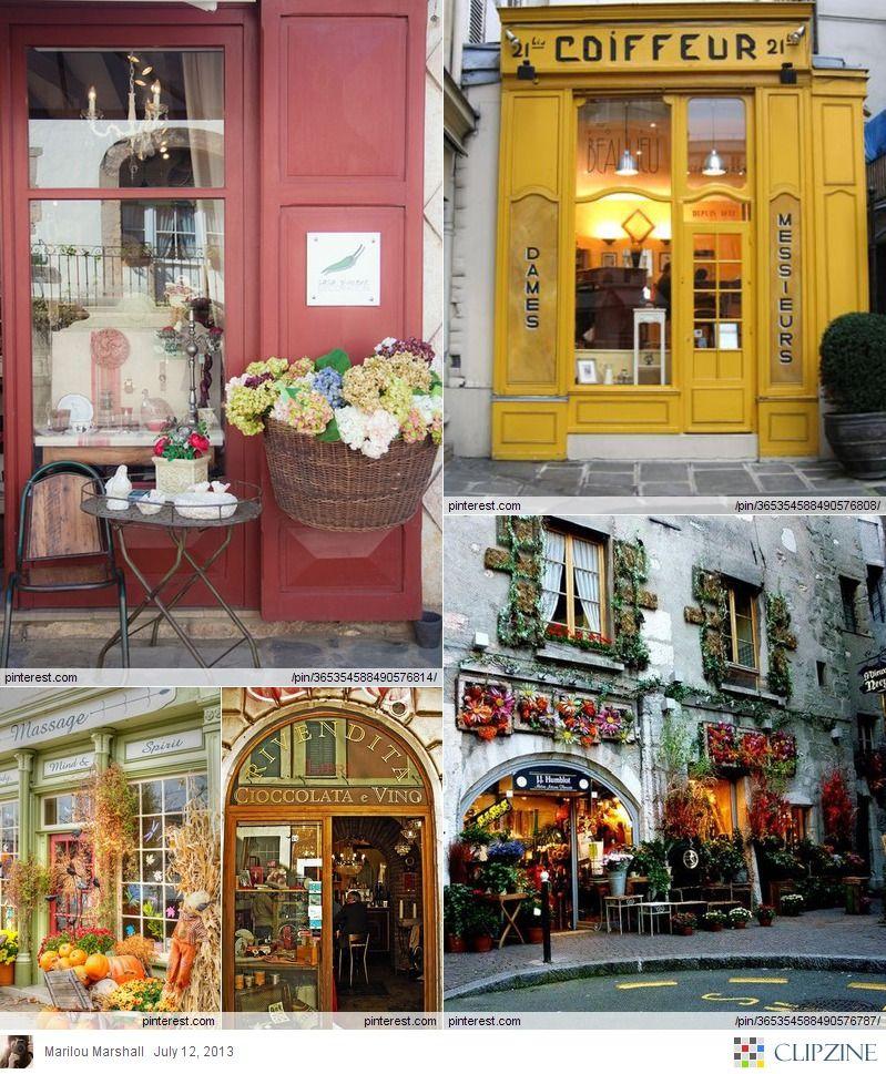 Quaint Shops & Cafes Coffee house cafe, Quaint, Sidewalk