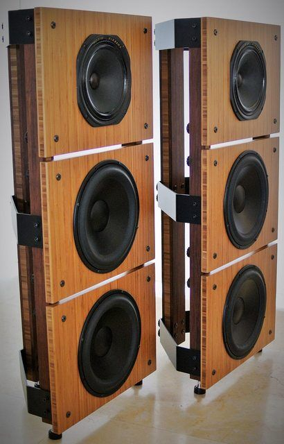 DIY Loudspeakers  Loudspeaker kits  Full range loudspeakers