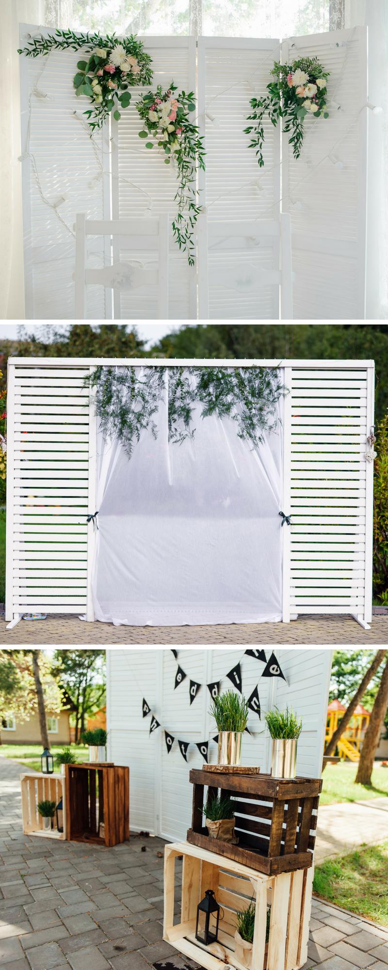 Fotobox für die Hochzeit: 40 coole Fotowand-Ideen – Hochzeitskiste