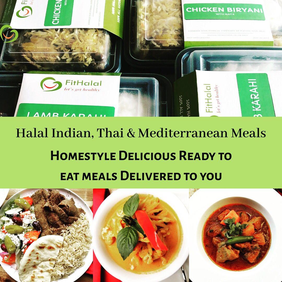 Halal Meal Delivery Healthy Halal Meals Halal Recipes Mediterranean Recipes