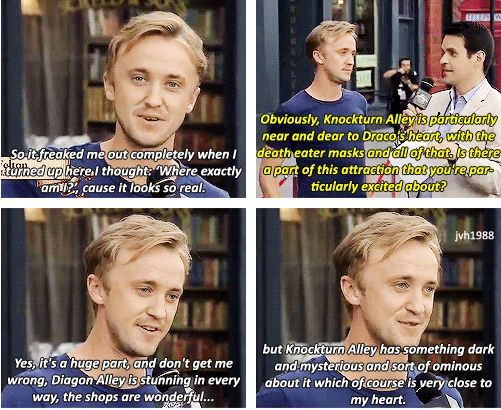 Funny Harry Potter Memes Draco : Image result for interviews of hp characters potterhead