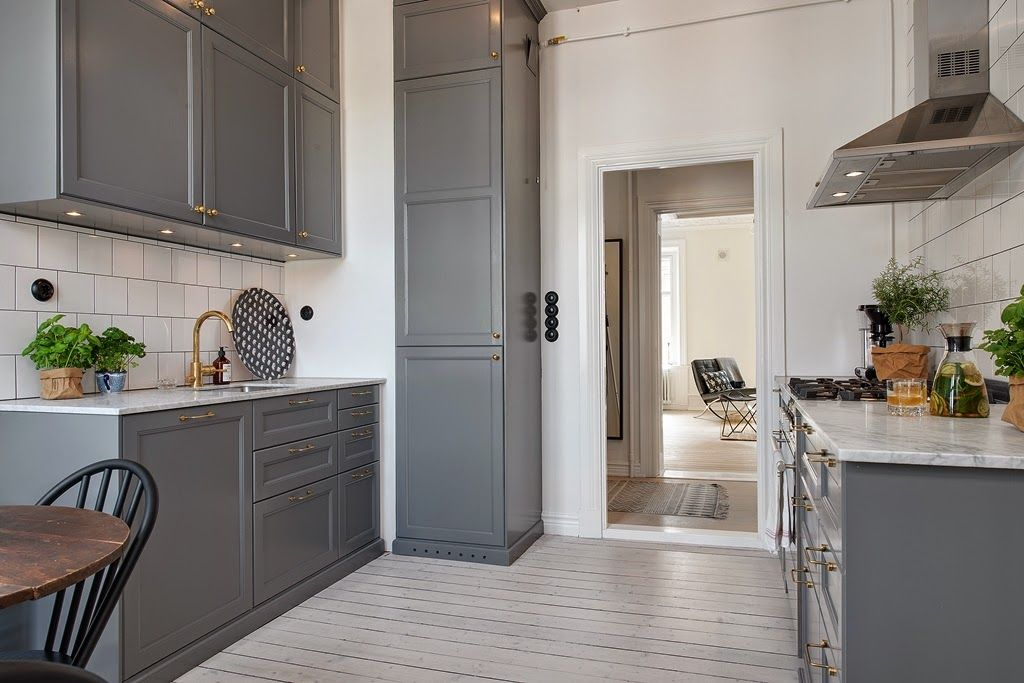 Szara Kuchnia Kitchen Hacks Design Grey Kitchens Grey Kitchen