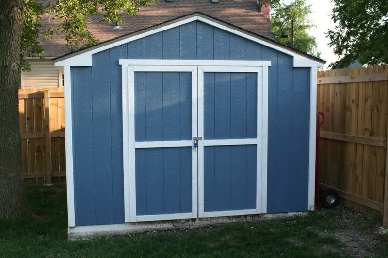 House Colors 1880 On This House Blue Shed House Colors Shed