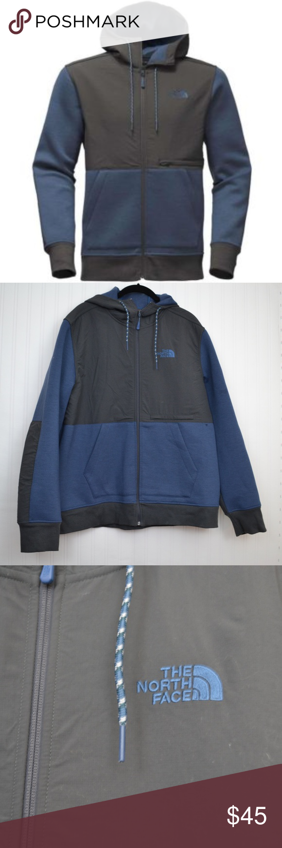 f1e2c4897 The North Face | Mens Blocked Thermal Jacket The North Face Men's ...