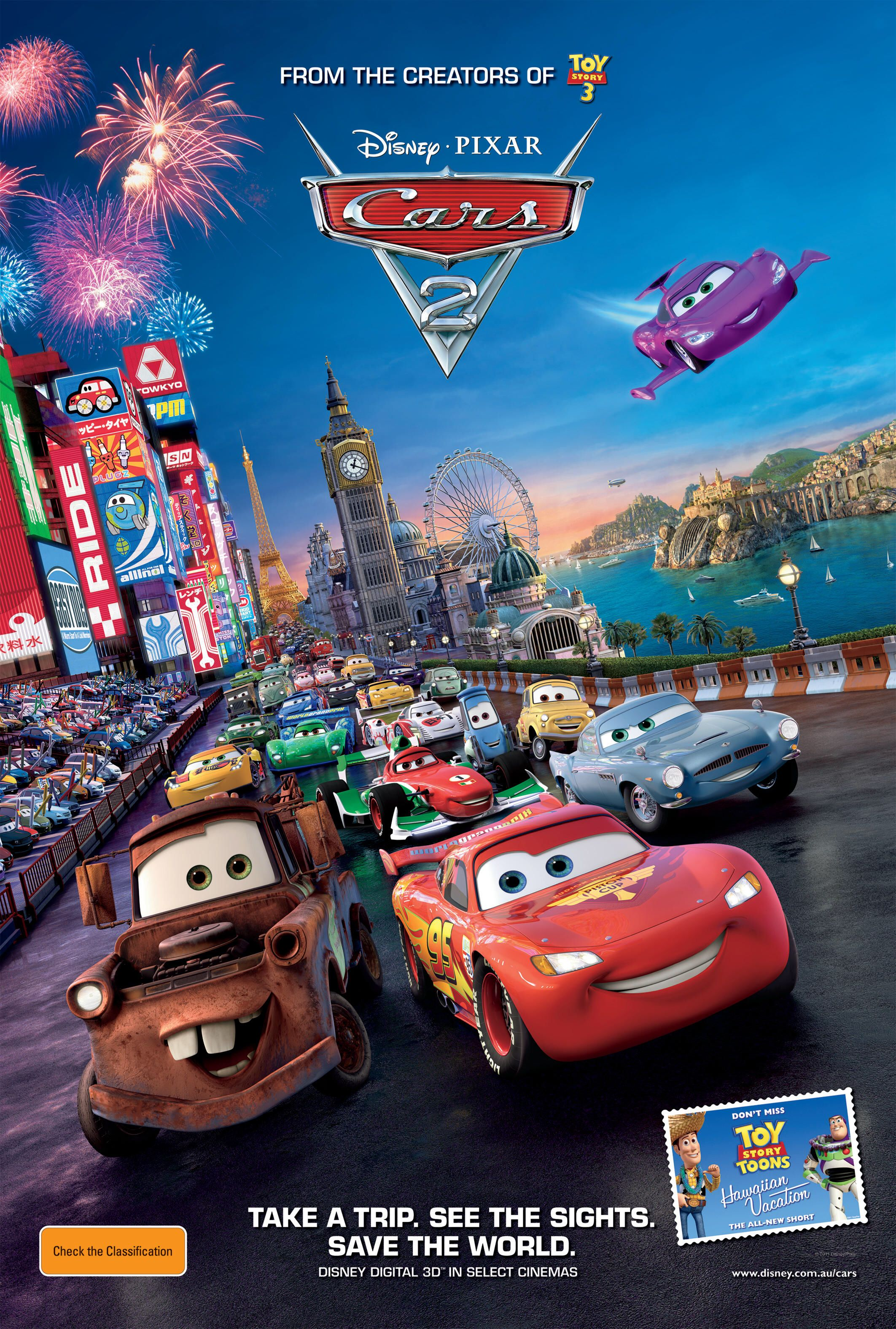 Cars 2 the movie online games motor city casino buffet hours