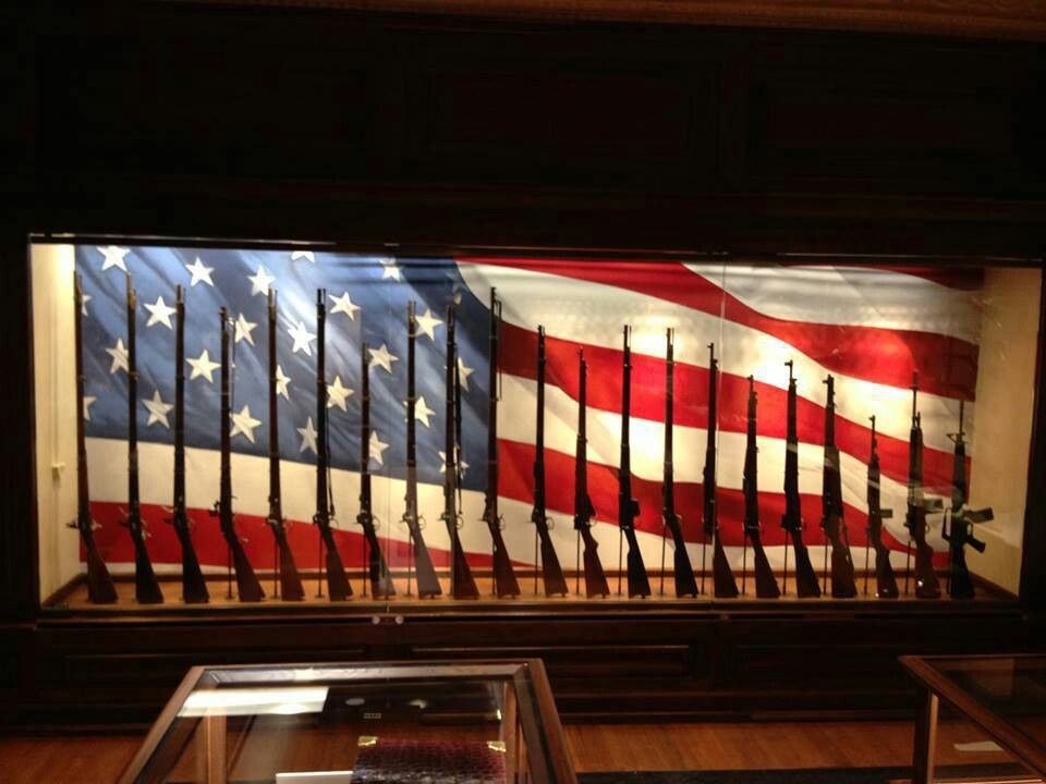 """The National Firearms Museum - """"I hear it's awesome!!!!!"""""""