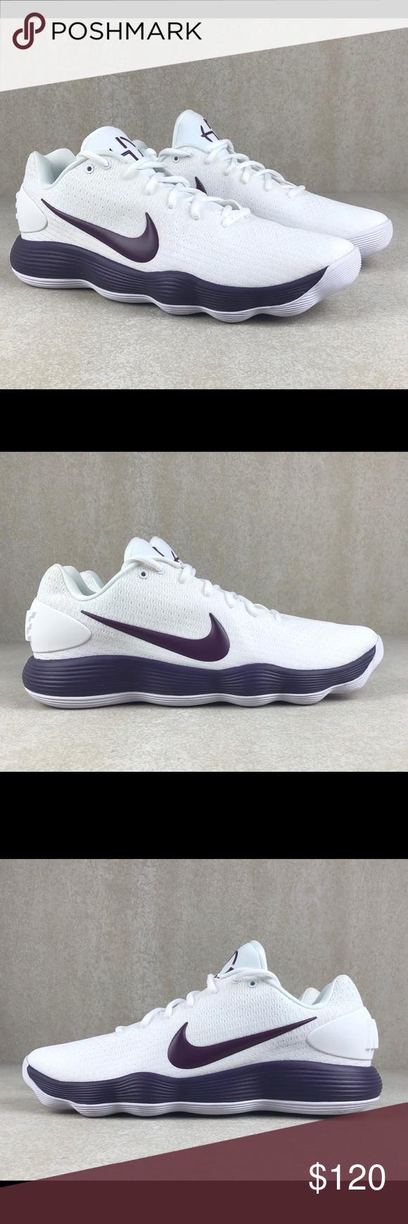 Nike Hyperdunk Low Purple White Basketball Shoes Nwt White Basketball Shoes Basketball Shoes Nike