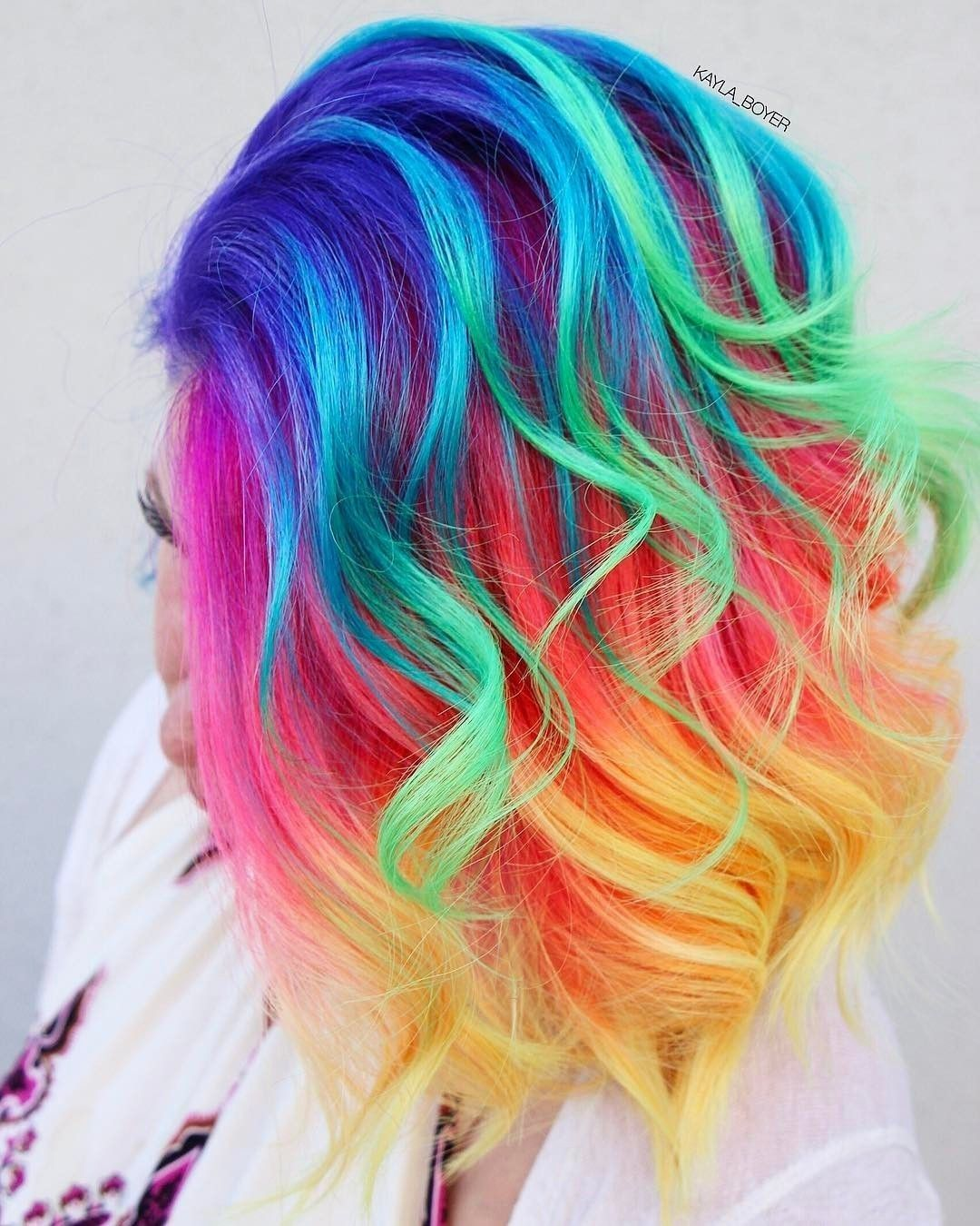 5604 Likes 19 Comments Hair Extensions Color Inspo Vpfashion