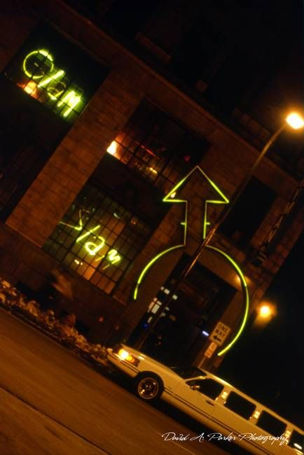 Glam Slam nightclub in Minneapolis. I saw a number of ...