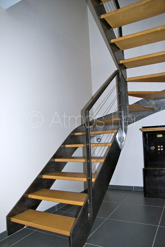 escalier helicoidal toulouse