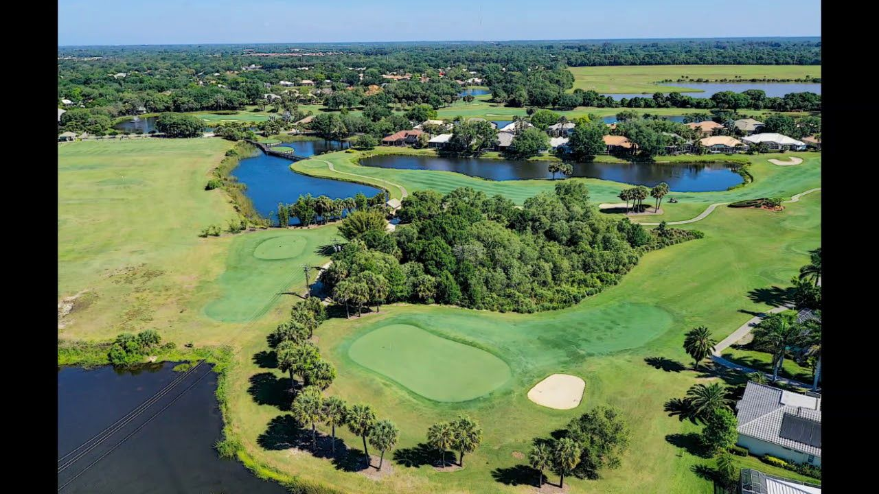 Venice Golf & Country Club | Golf courses, Golf country ...