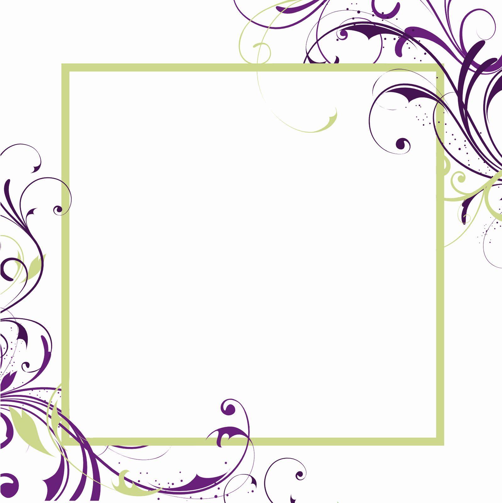 Microsoft Word Wedding Invitation Template Fresh Free Printable