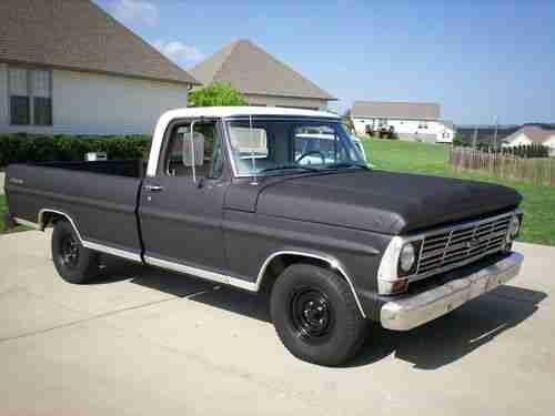 Resultado de imagen para ford 1969 pick up