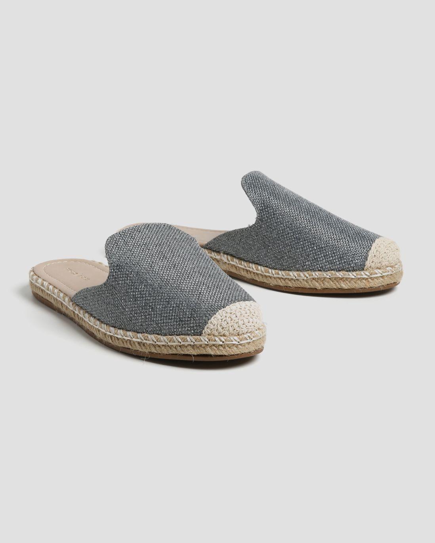 c1e14d0e04 Mule Alpargata Básica - Calçados Femininos - Riachuelo