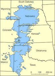 Image result for ogallala aquifer map   Home & Favorite Places ...