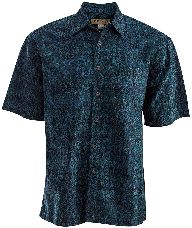 Sapphire diamond tropical hawaiian shirt by cqhvphx in