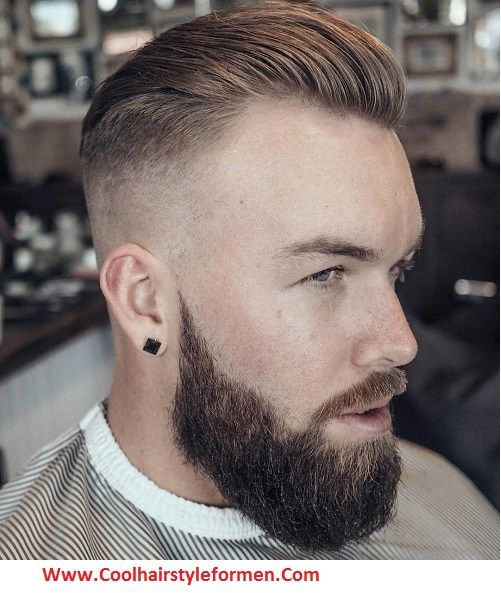 Not All Buzz Cuts Need To Be Bland And Boring You Can Mix It Up With A High Fade Low Varying Lengths Of Your Desire They Look Great