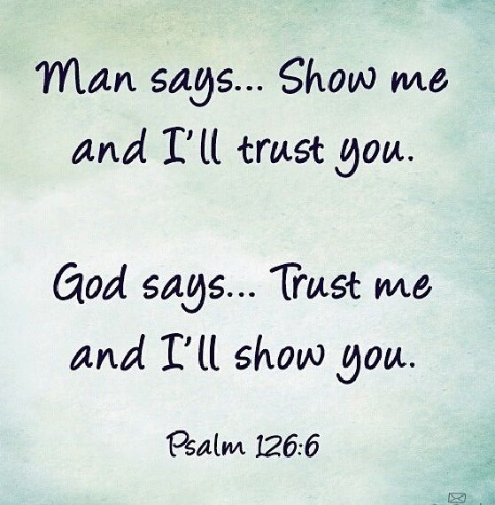 Confidence In God Quotes Trust In God Faithsmessengercom