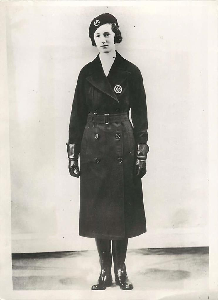 women's class a fire uniform