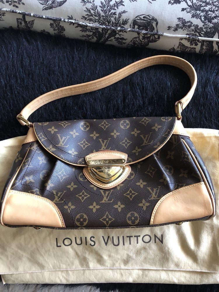 535b14f358c3 Louis vuitton Handbag Beverly MM- Monogram- great Condition  fashion   clothing  shoes  accessories  womensbagshandbags (ebay link)