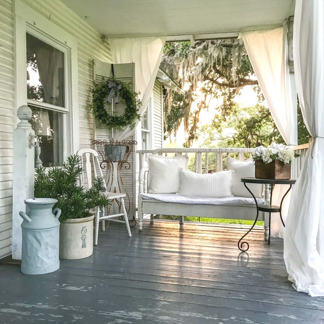 20 Amazing Front Porch Ideas You Must Try In 2018: 20 Amazing Front Porch Ideas You Must Try In 2018 In 2020
