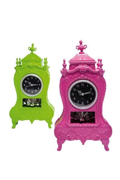 Tischuhr Versailles Pop 2 Set By Kare Design Clock Kare Karedesign Decoracao