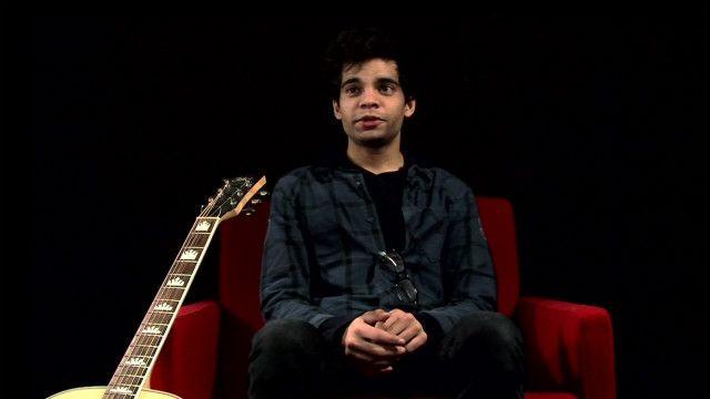 Usman Riaz: The unconventional musician | My music teacher. Internet music. Musician