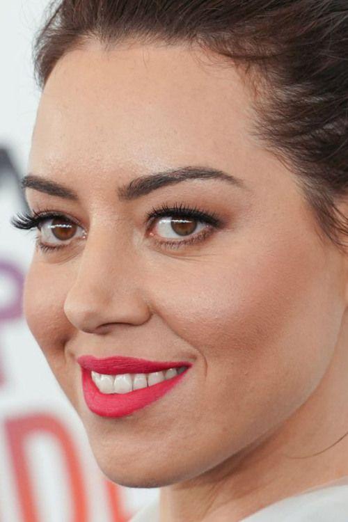 Aubrey Plaza Aubrey Plaza Red Carpet Makeup Celeb Celebrity