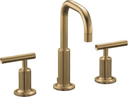 Kohler K 14406 4 Widespread Bathroom Faucet Bathroom Faucets