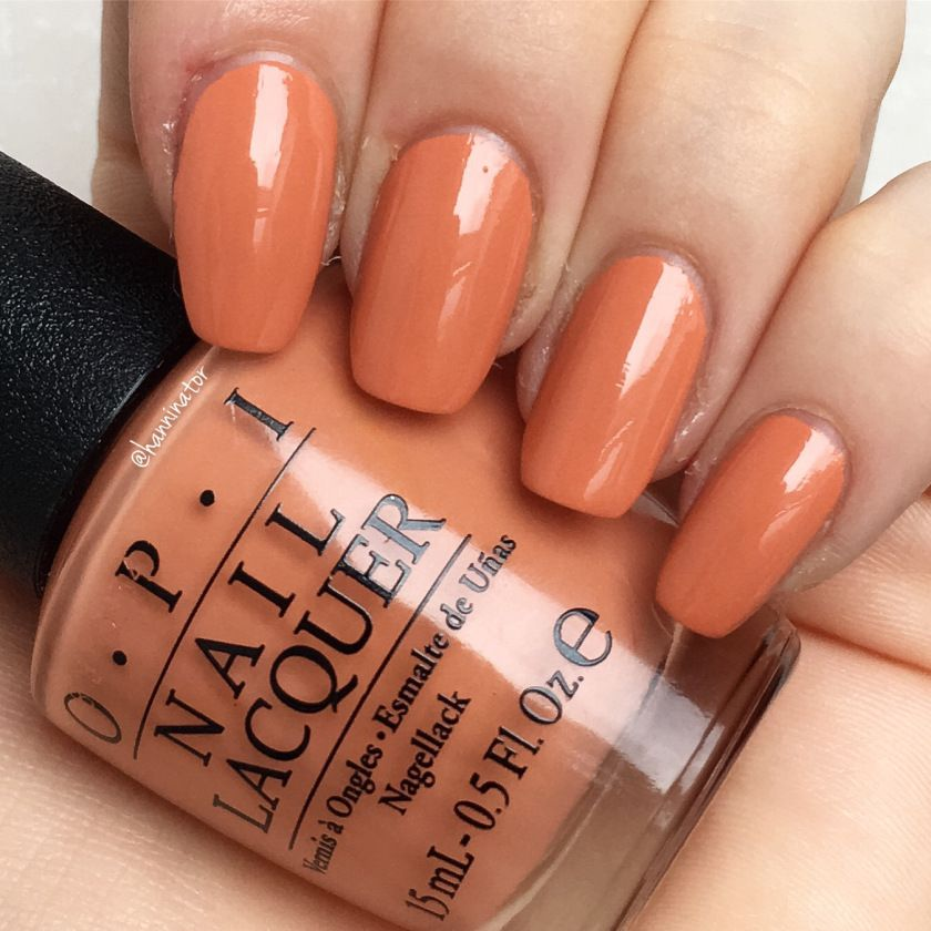 OPI Washington DC – Freedom of peach | esmaltes | Pinterest | OPI ...