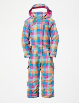 0357c28a Girls 2-6 Cold Spell 5K Insulated One-Piece Suit - Roxy | BaBy ...