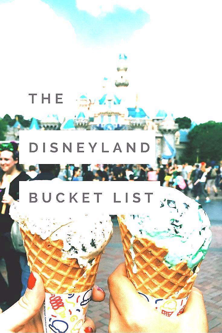 Photo of The Disney Bucket List » Adriana Renee