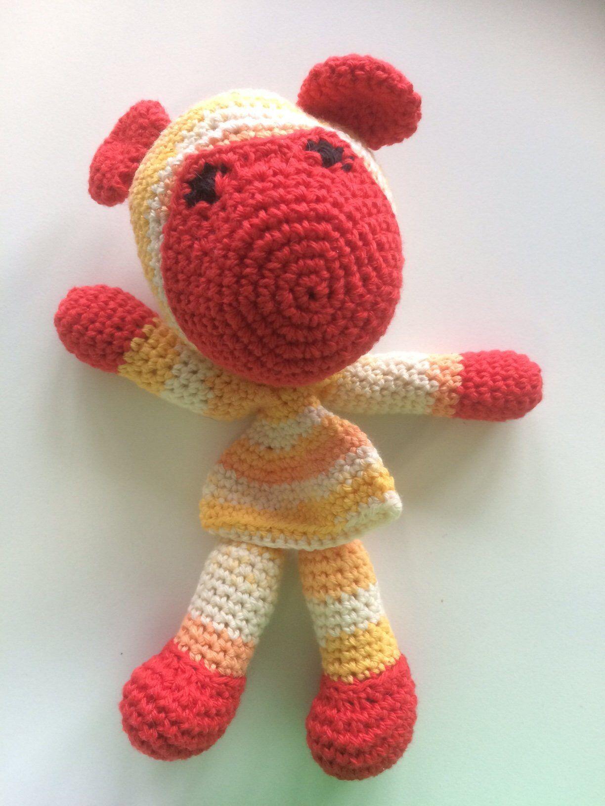 Pin Von Balued Auf Balued World Hakeltiere Crochet Animals