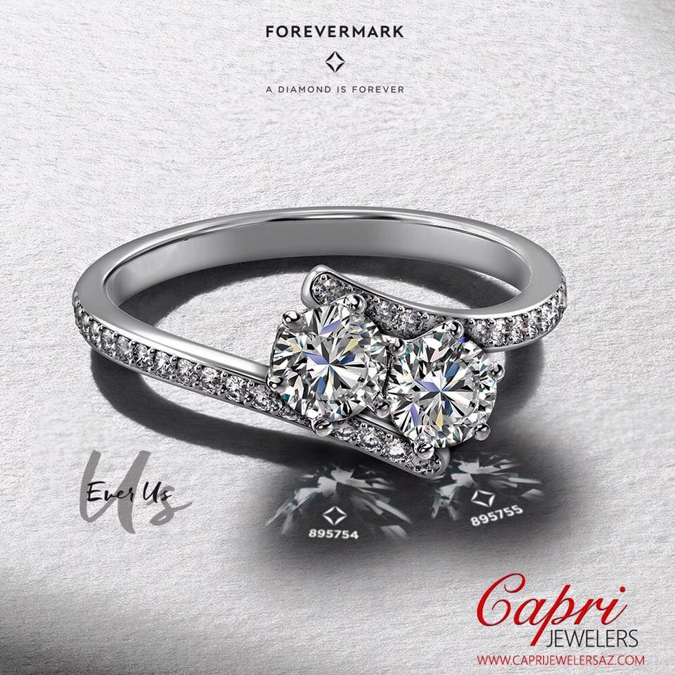 Holiday Specials including Forevermark Ever Us Ring exclusively at Capri Jewelers Arizona ✨   Shop Now: www.caprijewelersaz.com/Capri-Jewelry-Signature-Forevermark/3500147/EN