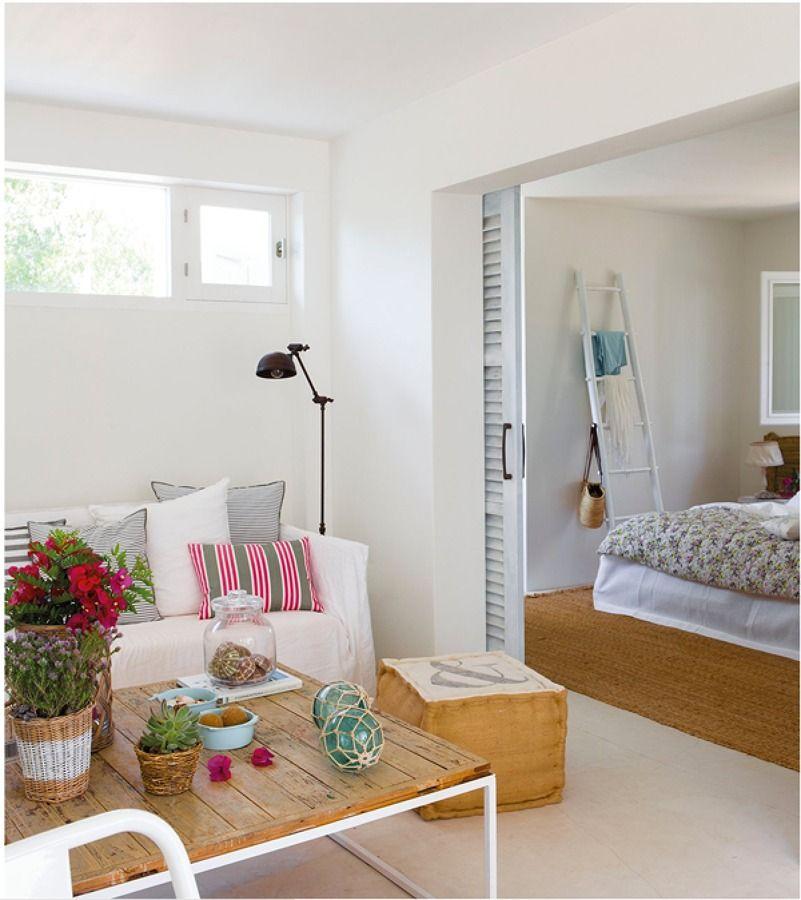 El paraíso condensado en solo 37 m² #hogarhabitissimo
