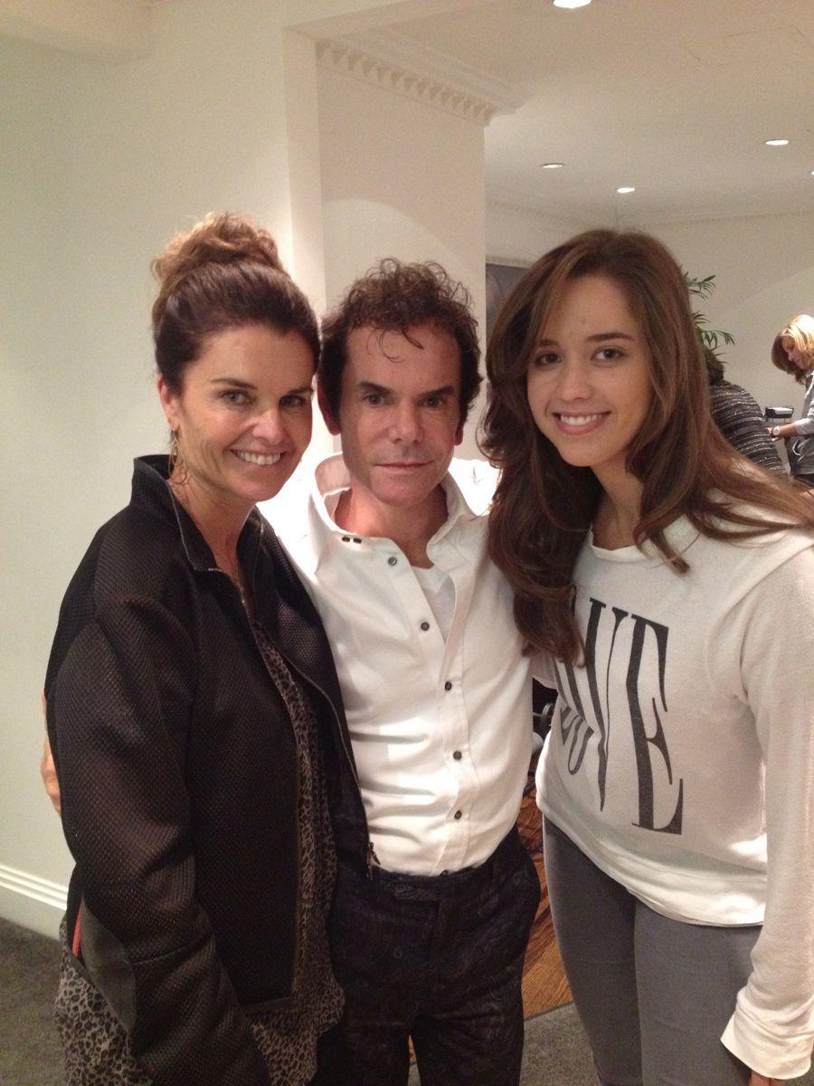 Maria Shriver and Christina Schwarzenegger | My Friends | Maria shriver