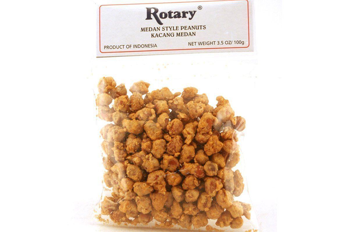 Rotary Kacang Medan Medan Styled Nuts Dog Food Recipes Medan