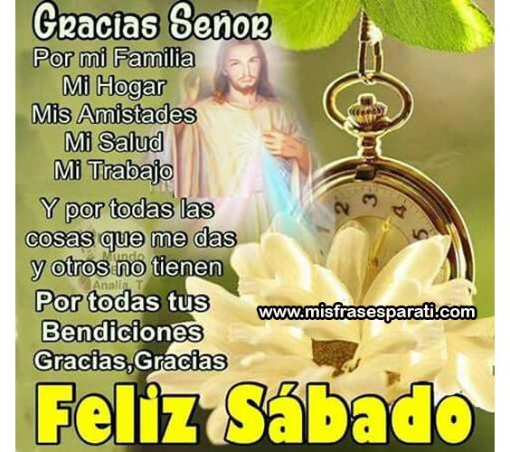 Gracias Senor Por Mi Familia Mi Hogar Mis Amistades Mi Salud