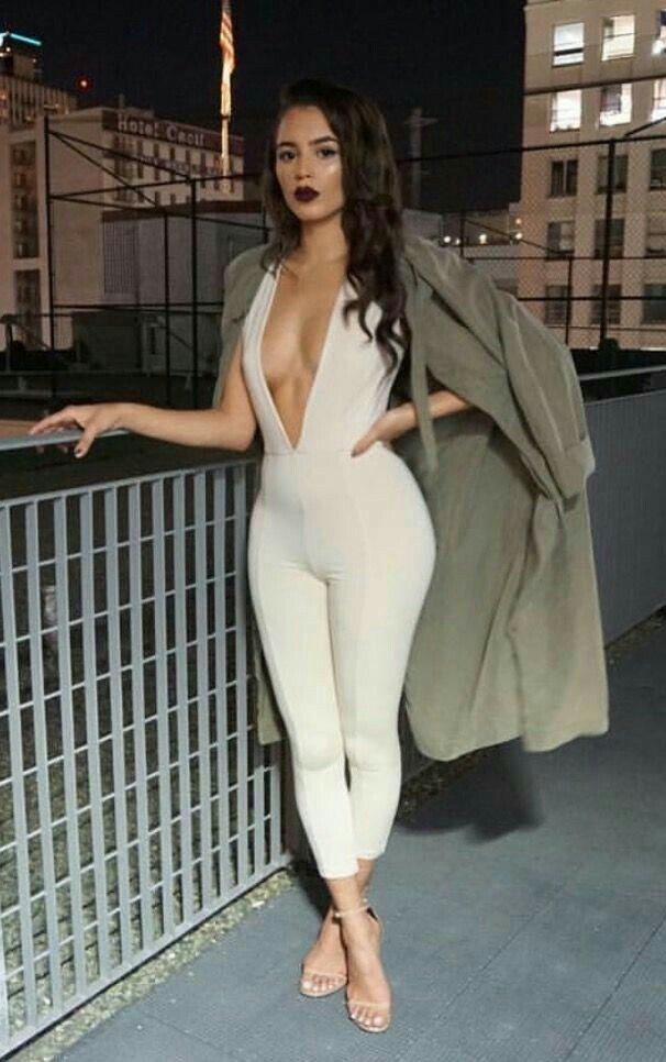 Sexy Outfits für kurvige Frauen