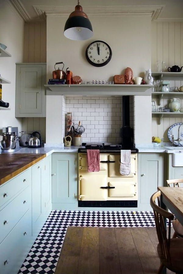 These Kitchens Will Never Go Out Of Style | Kitchens