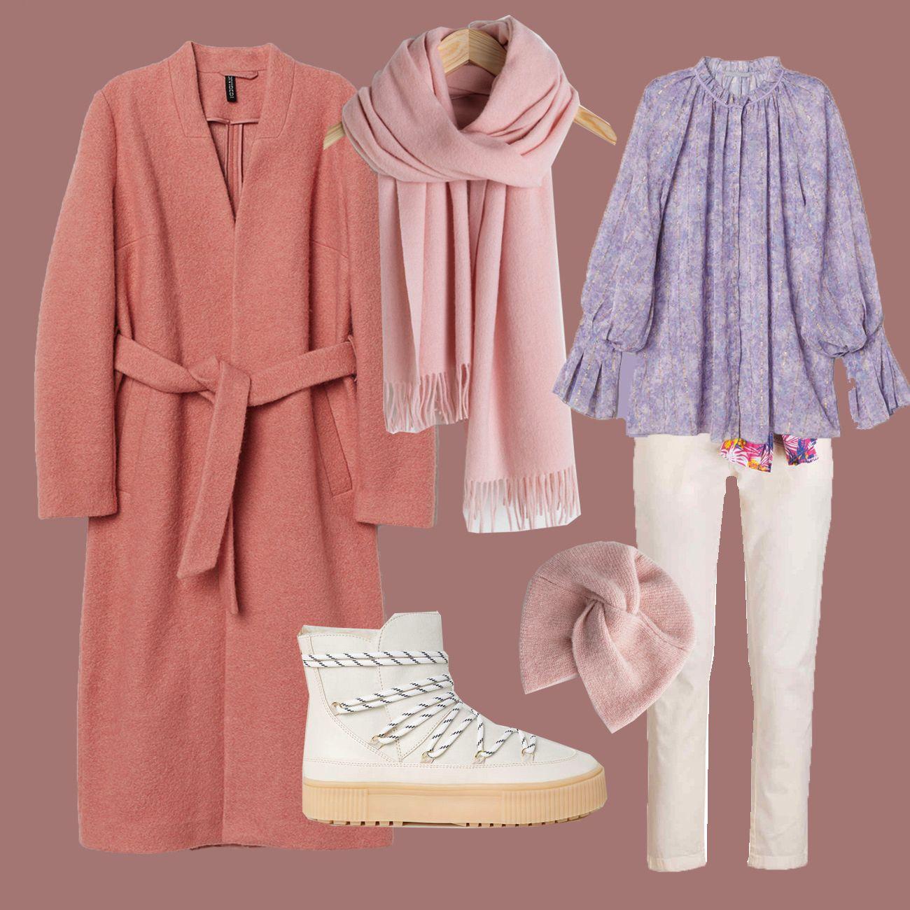 5 schöne und warme winter outfits unter 250€ | outfit