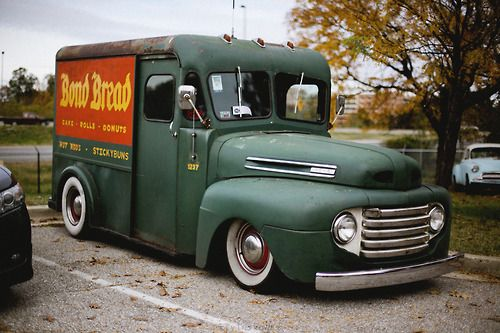 Ford Delivery van